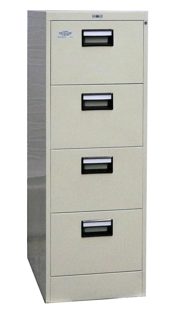 Attirant Steel Filing Cabinet (Commercial Type) 4 DOORS