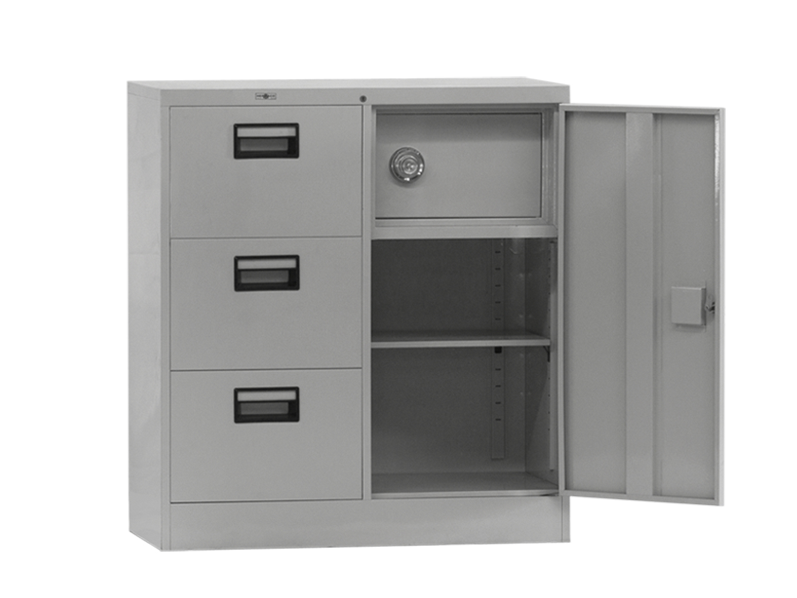 Steel Merchant File Safe Cabinet | HERMACO COMMERCIAL INC.